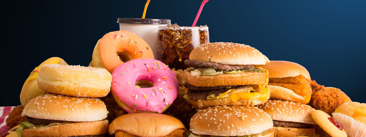 why fast food causes obesity